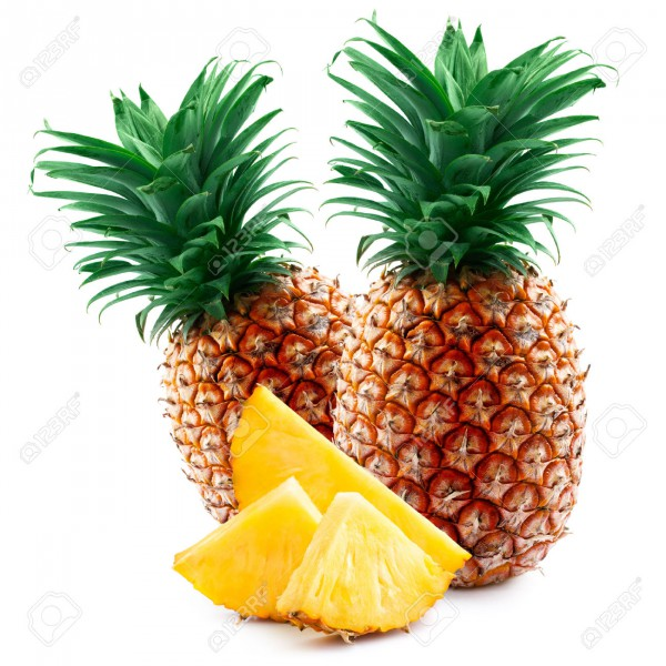 27882690-Pineapple-tropical-fruit-or-ananas-isolated-on-white-background-cutout--Stock-Photo