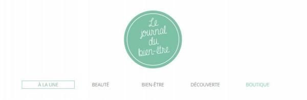 Le journal du bien être  le blog bien être et beauté bio.