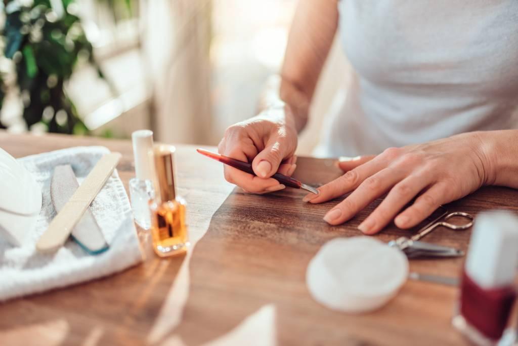 astuces de pro vernis à ongles