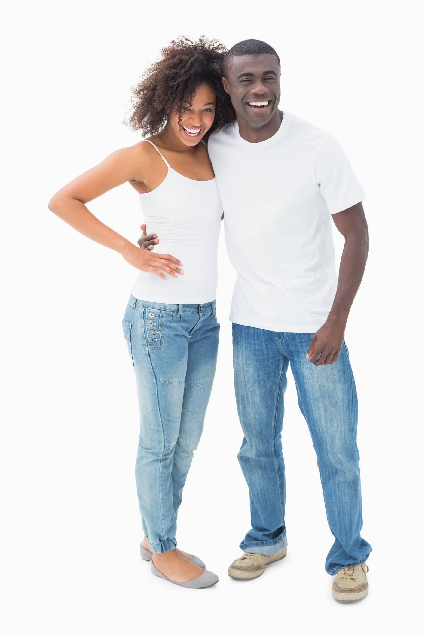 mode couple assorti tenue vêtements