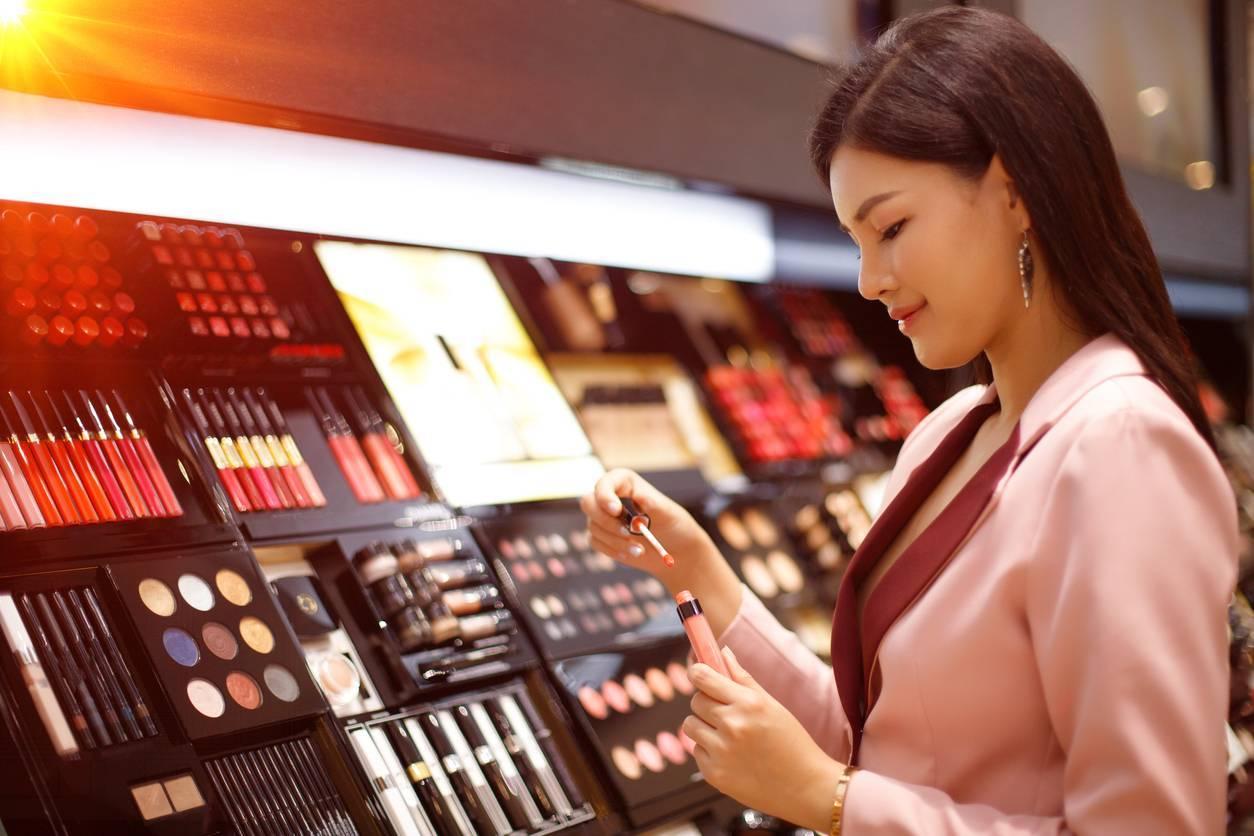 des produits cosmétiques de qualité