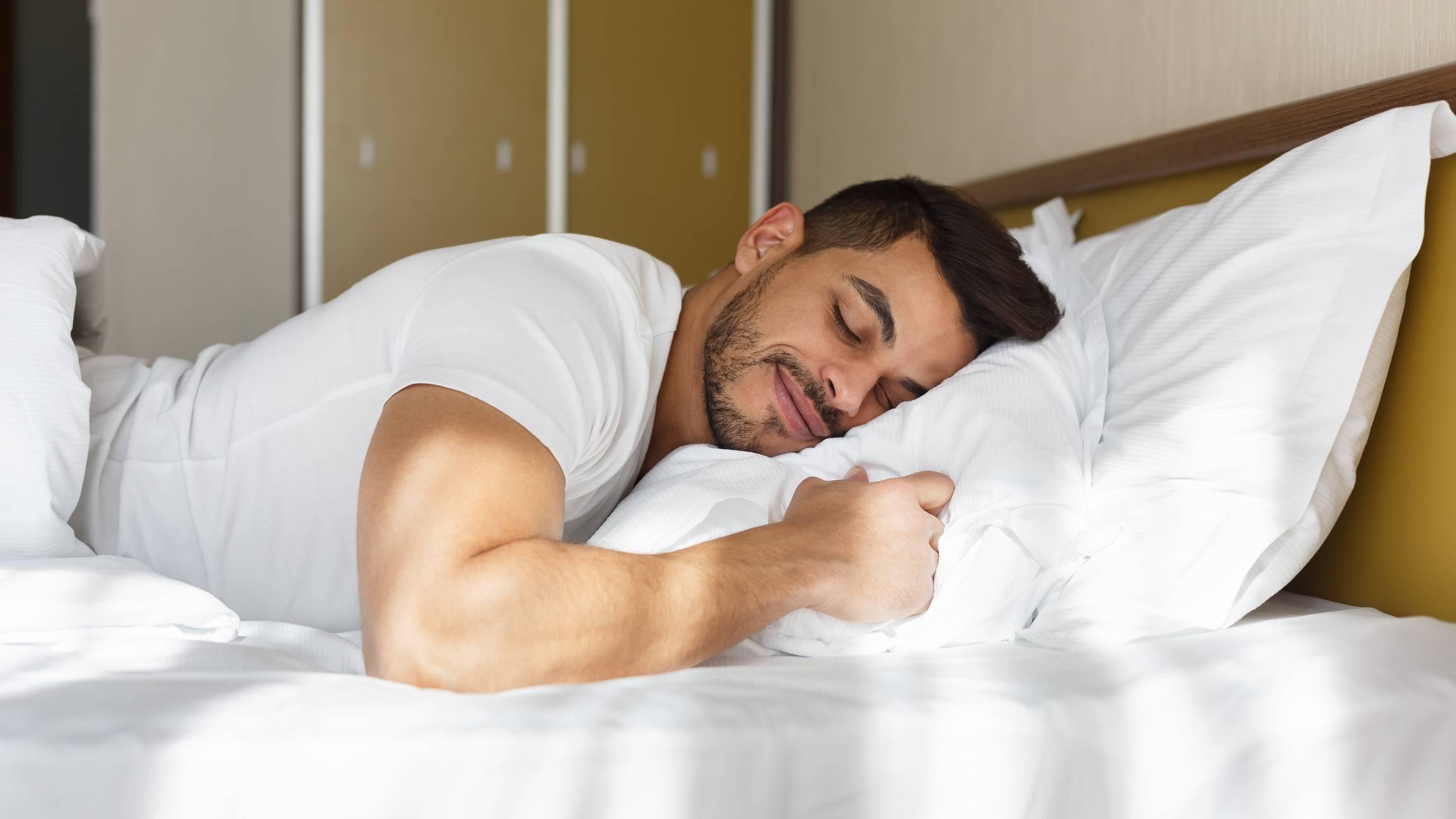 sommeil literie couette dormir lit oreiller