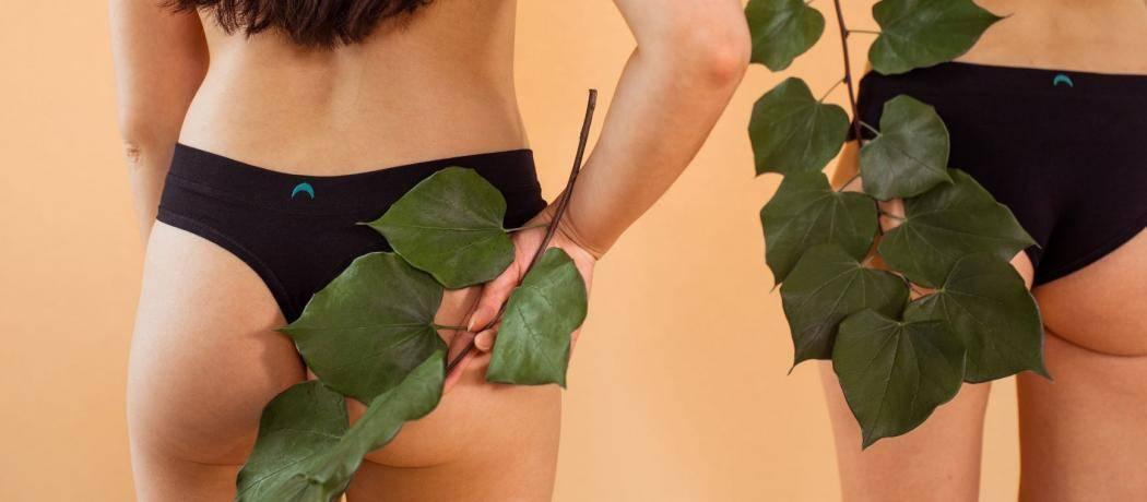 culotte menstruelle écologique