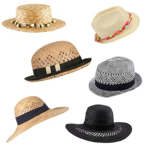 sélection chapeau Minimall