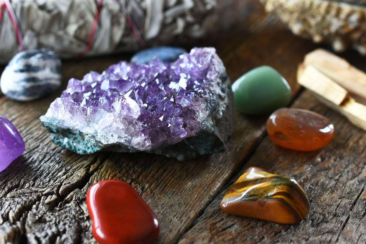 lithothérapie pierres pour l'été